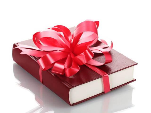 Regalare un libro è sicuramente un gesto speciale.